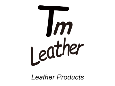 TM Leather ロゴ