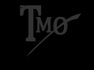 TMO バイク用カスタム部品ブランドロゴ