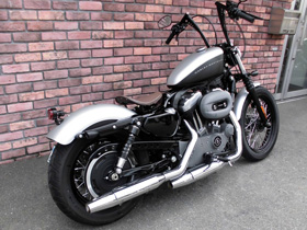 2010XL1200N Nightster
