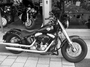 2014年モデル FLS Softail Slim