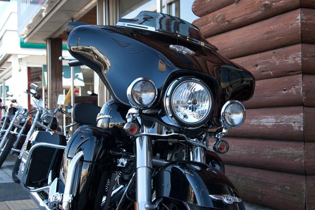 ハーレー2010FLHXストリートグライド