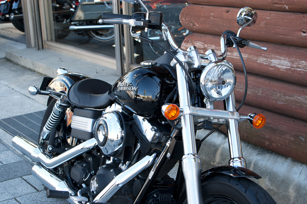 Harley Davidson 2012fxdb street bob