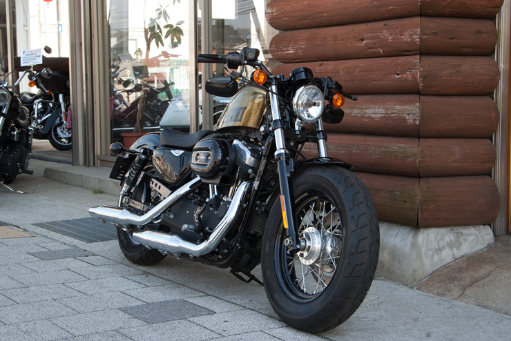 2013 XL1200X Forty Eight