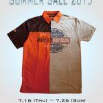 Summer Sale 開催:ウェア・グッズ