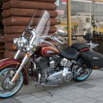 "2014年 CVO Softail Deluxe : <font style=""color:red;"">sold out</font>"