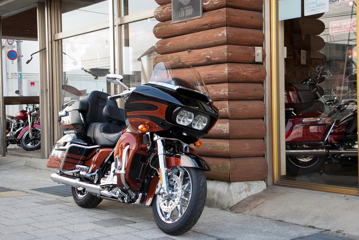 2015FLTRUSE CVO Road Glide Ultra