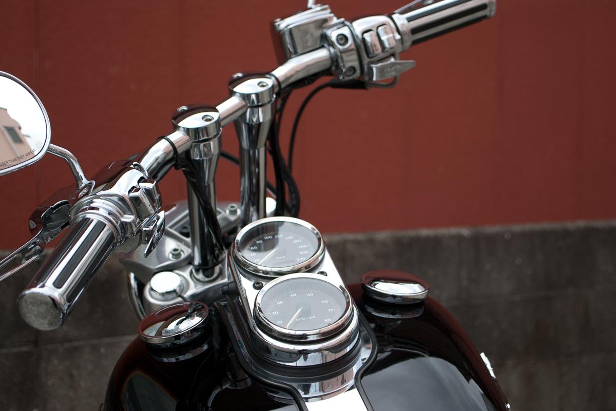 ハーレー中古車FXDL Low Rider