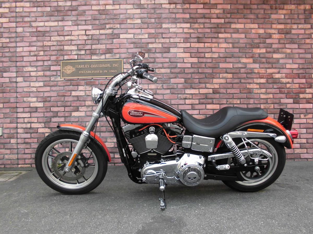 ハーレー中古車2008FXDL Low Rider