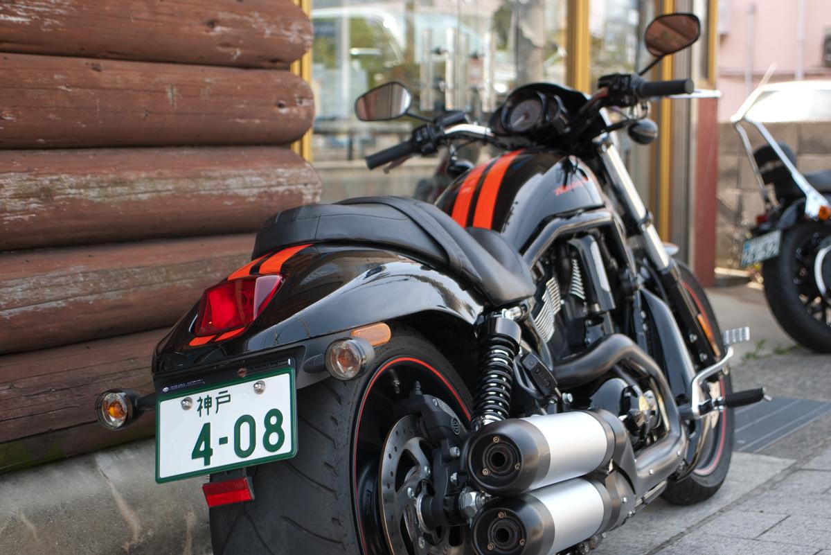 ハーレー中古車2010 VRSCDX ナイトロッドスペシャル