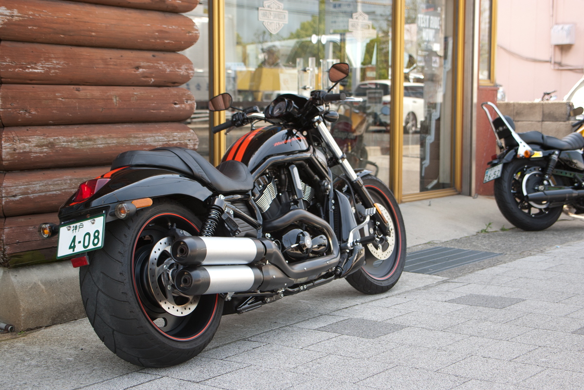 ハーレー中古車2010VRSCDX Night Rod Special