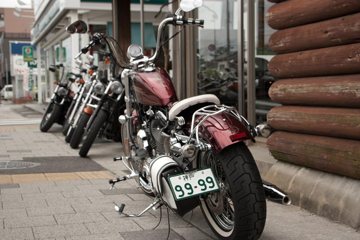 ハーレー中古車2015 XL1200X Forty Eight