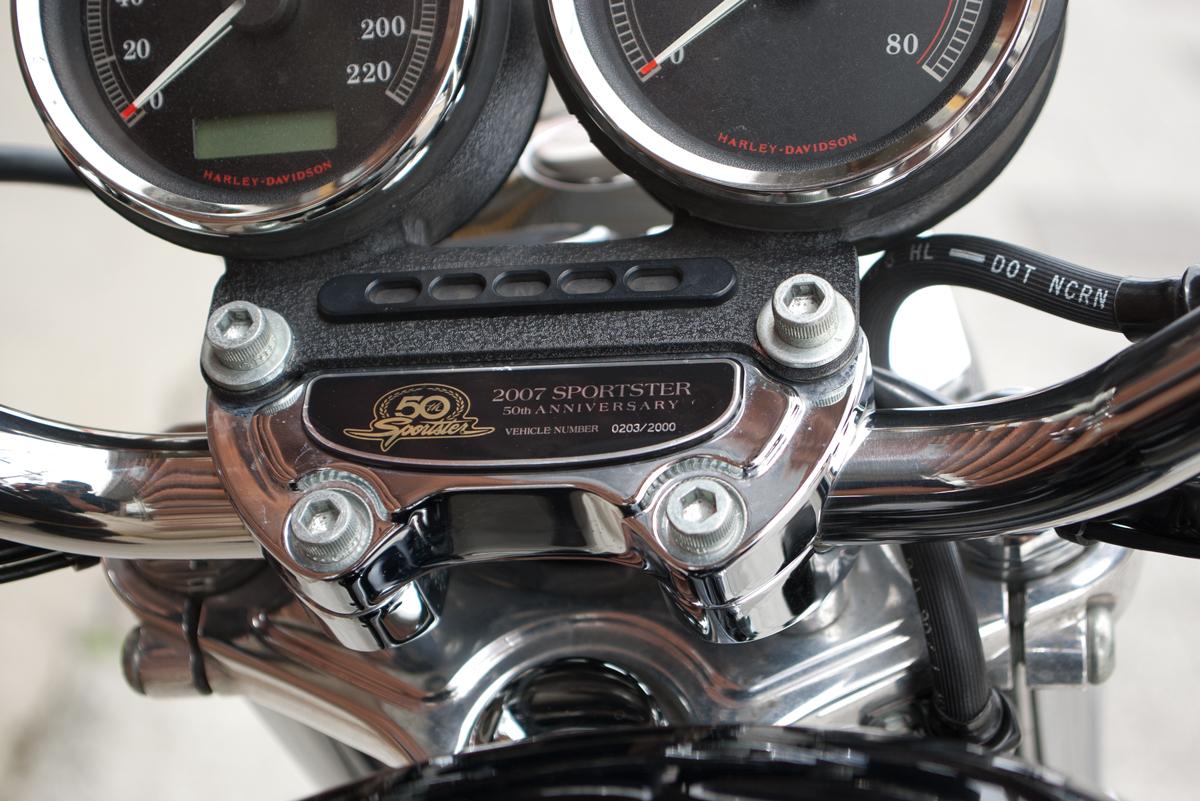 ハーレー中古車2007 XL50