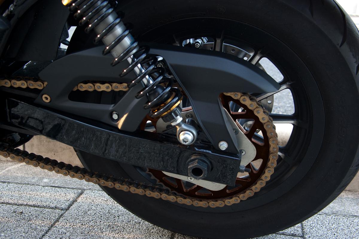 Harley Davidson STREET 750 chain drive kit