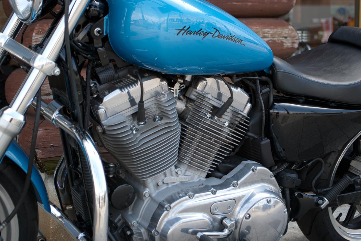 ハーレー中古車2011 XL883L SuperLow
