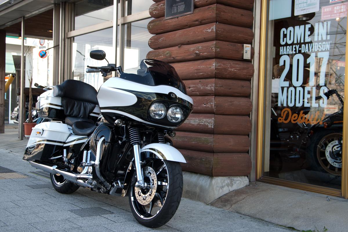 Harley-Davidson 2012 CVO Road Glide Custom