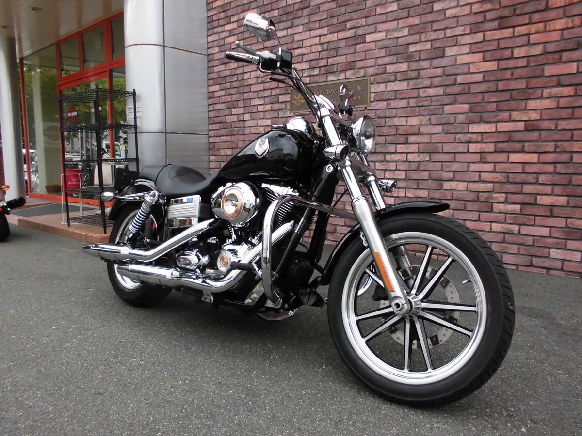 2008 ハーレーダビッドソン中古車 FXDL Low Rider