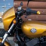 """2015年 Street 750 """"Gold Bullion""""<br><font style=""""font-size:50%;"""">車両本体価格:</font>158万円"""