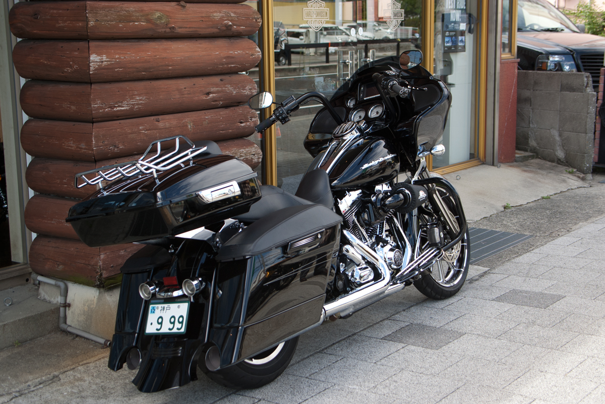 used harley davidson fltrxs road glide special
