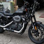 ETC lock case for Harley-Davidson Roadster