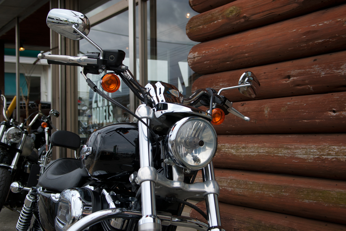 Harley-Davidson 2013 スポーツスター 1200カスタム