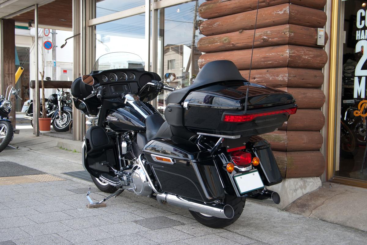used harley-Davidson 2015 FLHTCUL