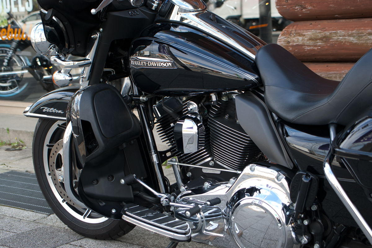 used Harley-Davidson 2015 FLHTCUL ultra classic low