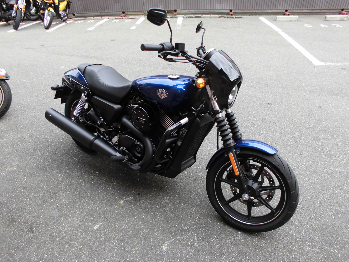 Used Harley-Davidson 2016 XG750 street750