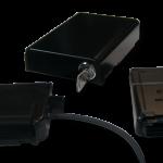 ETCロックケース ETC2.0<br>日本無線製車載器、ミツバ製車載器への対応