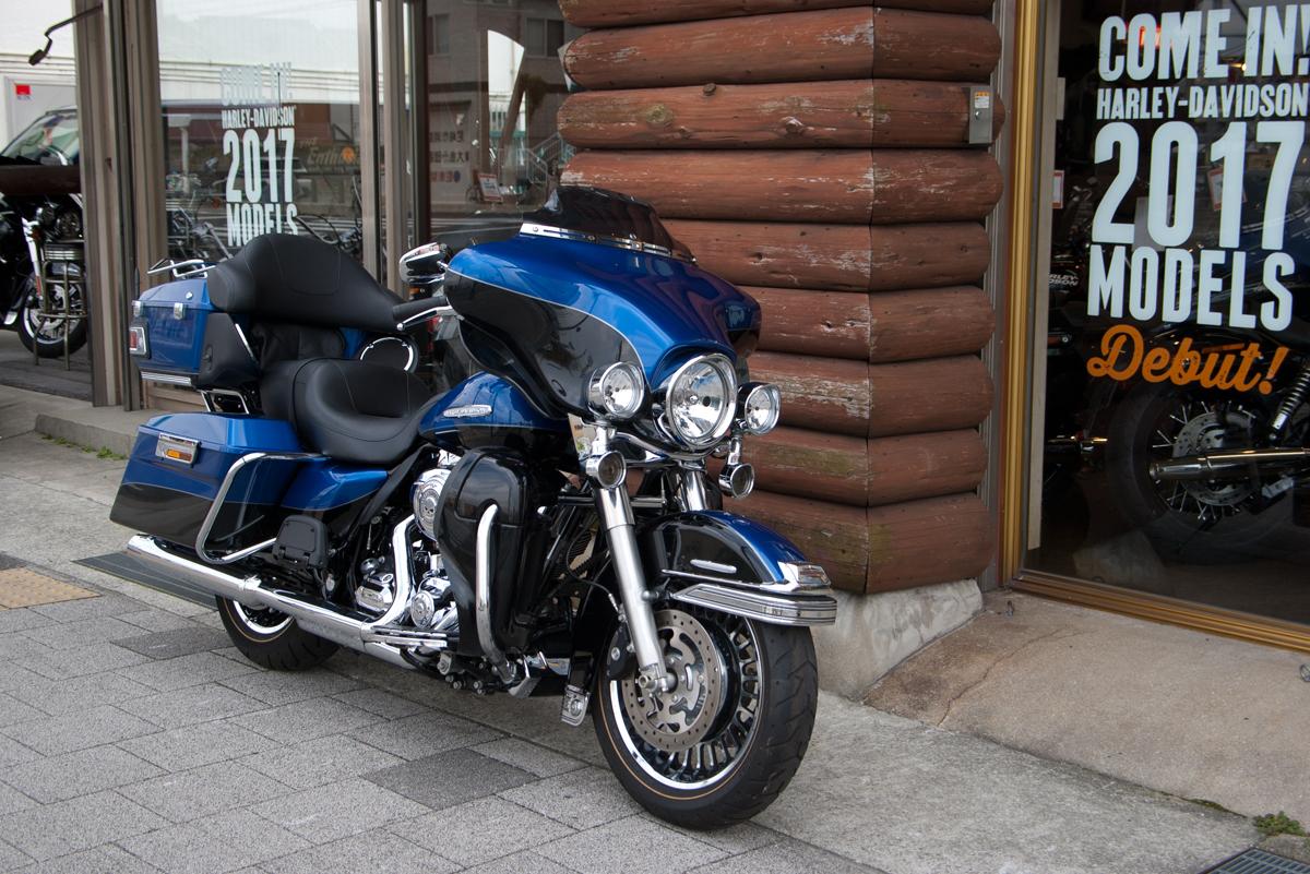Harley-Davidson 2010 FLHTK ultra limited
