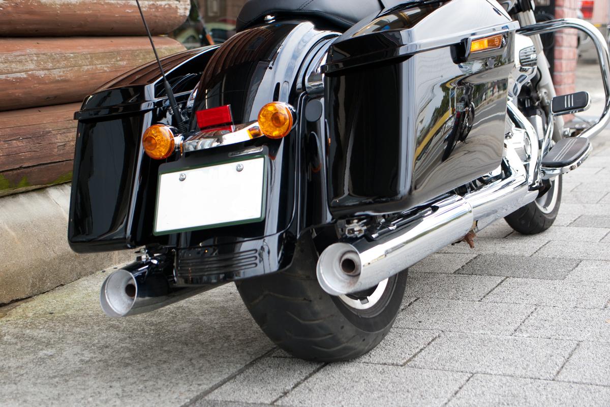 ハーレー中古車2012 CVO ソフテイル
