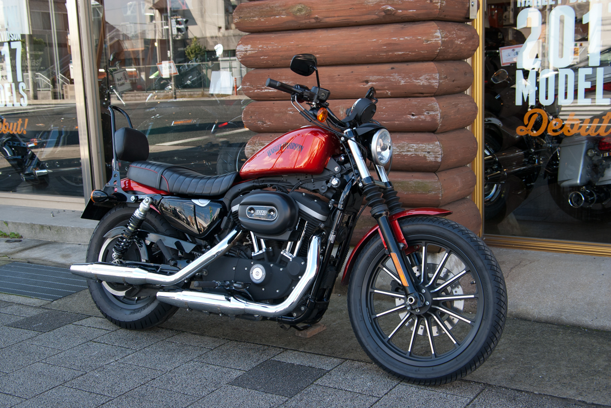 Harley-Davidson 2013 XL883N IRON