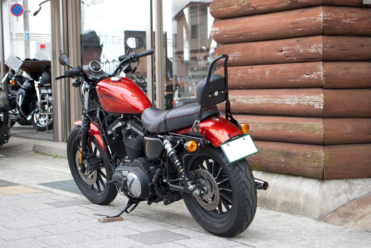 Harley-Davidson 2013 XL883N