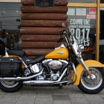 For sale: FLSTC Heritage Softail Classic