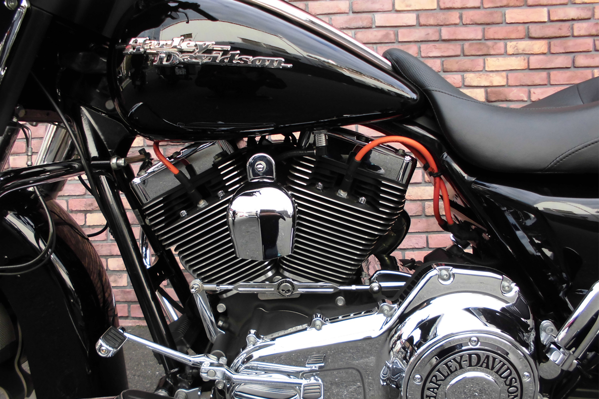 used Harley-Davidson FLHX 2010