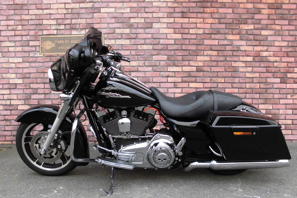 Harley-Davidson 2010 FLHX Street Glide