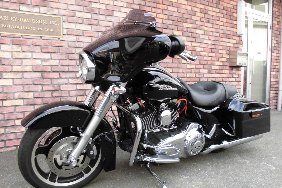 used Harley-Davidson FLHX Street Glide