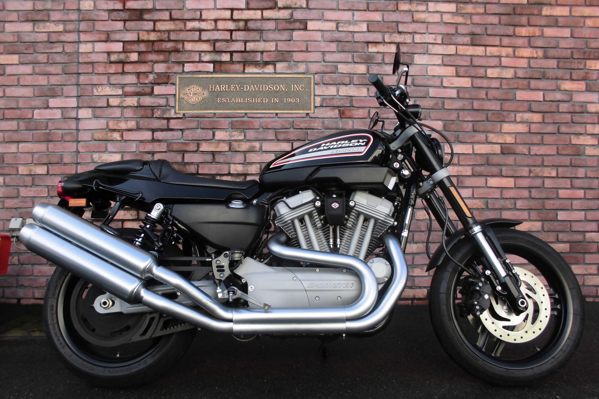 used Harley-Davidson sportster 2009 XR1200