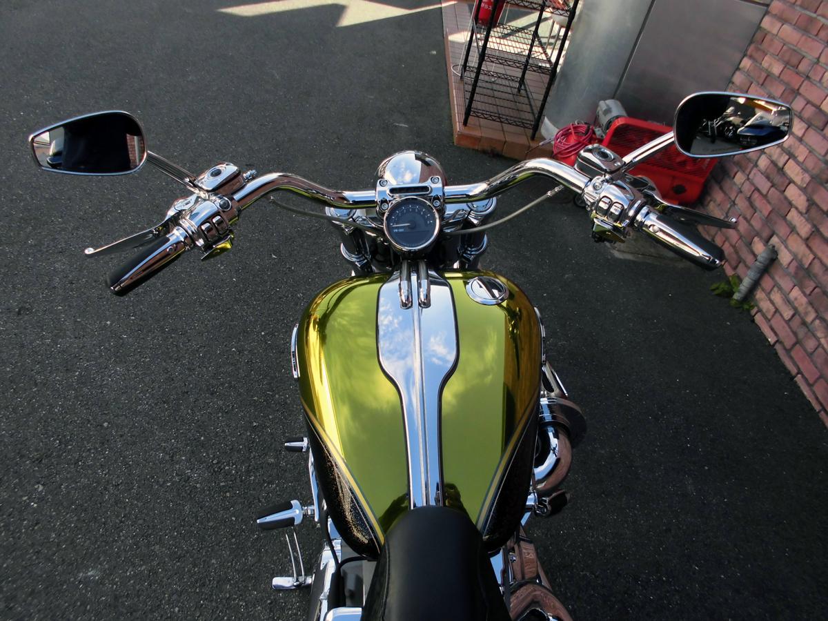 2013 FXSBSE CVO breakout Harley