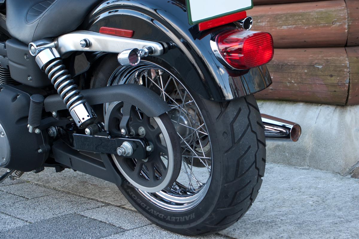 Harley-Davidson 2007 ストリートボブ