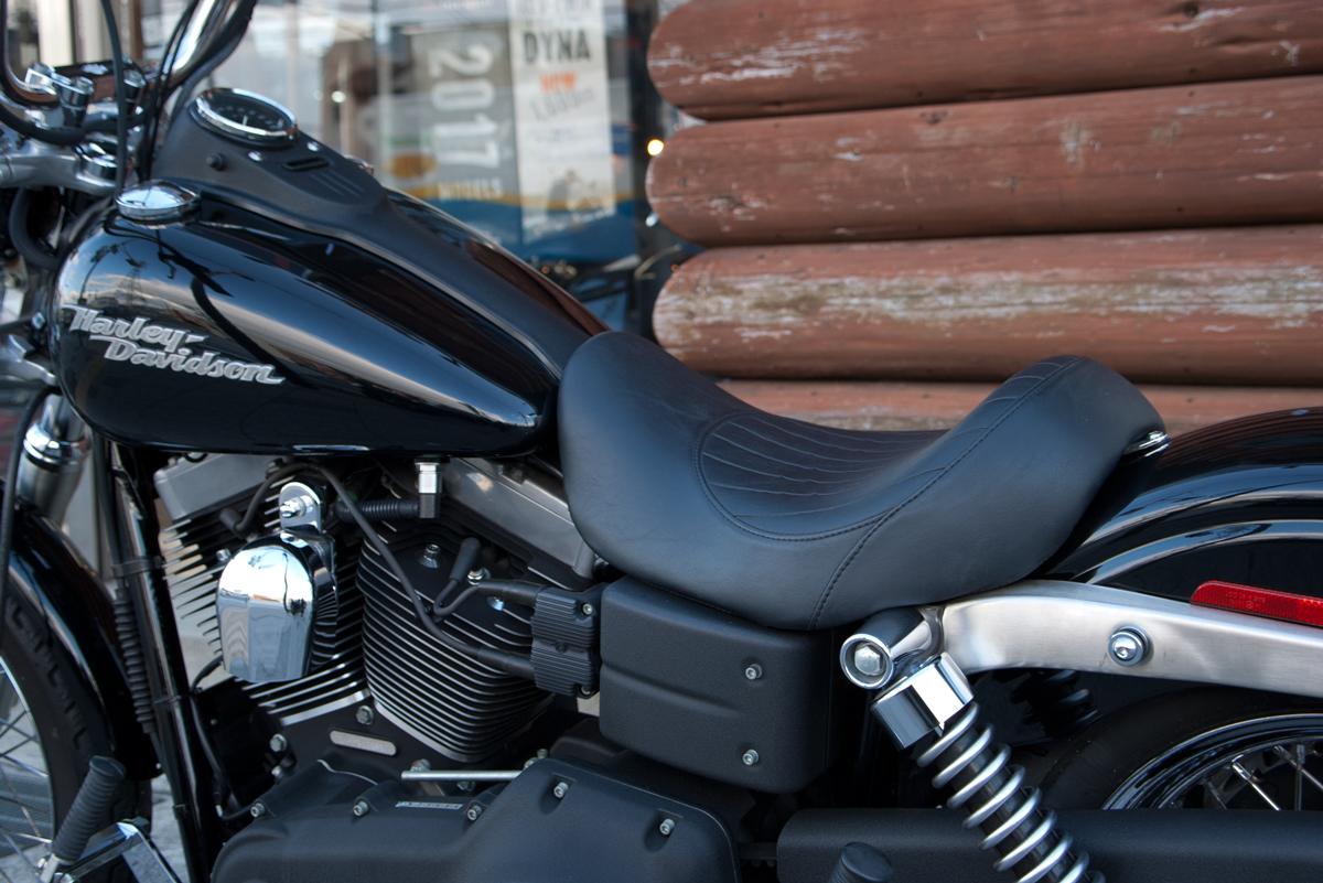 Harley-Davidson 2007 FXDB