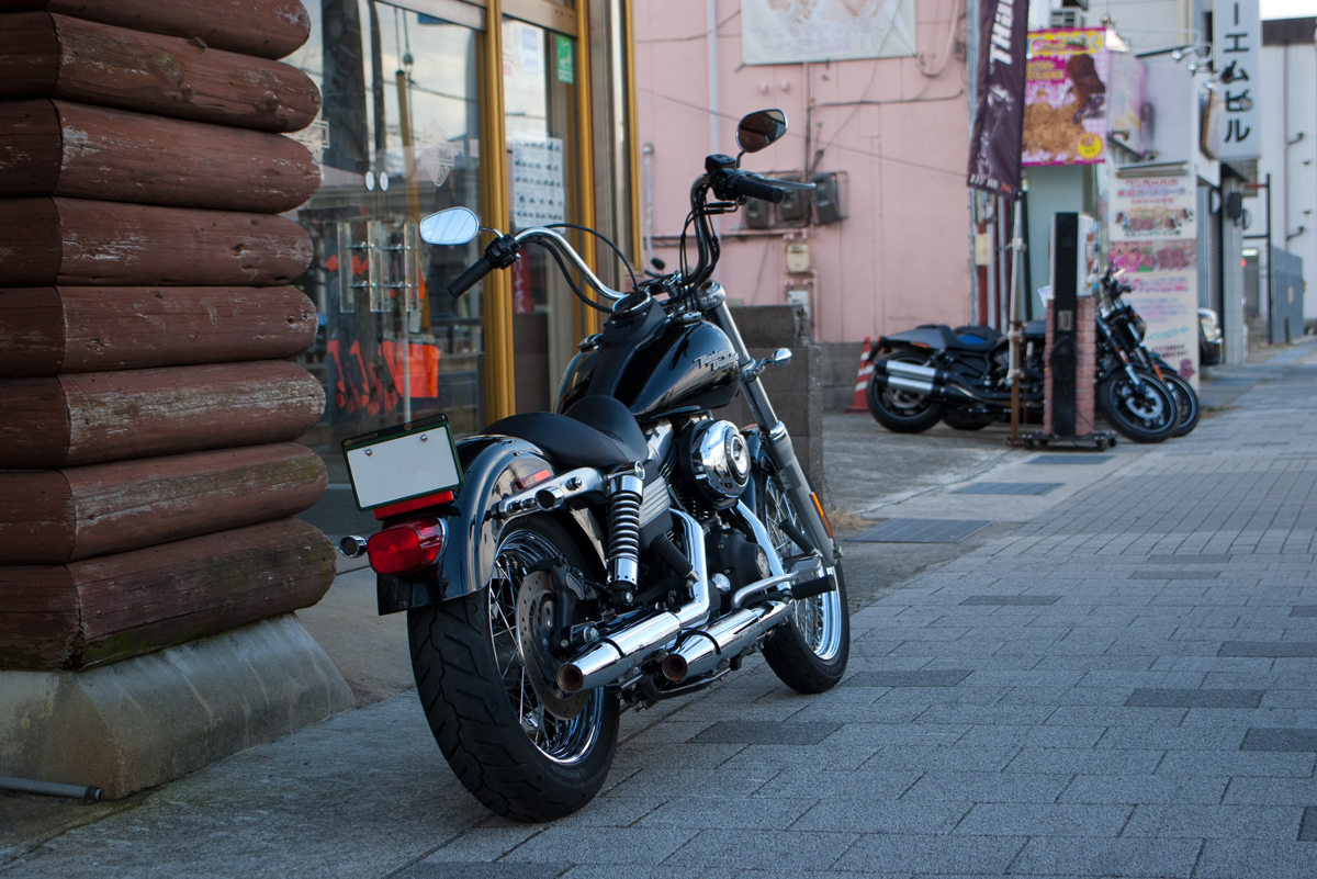 Used Harley-Davidson Street Bob