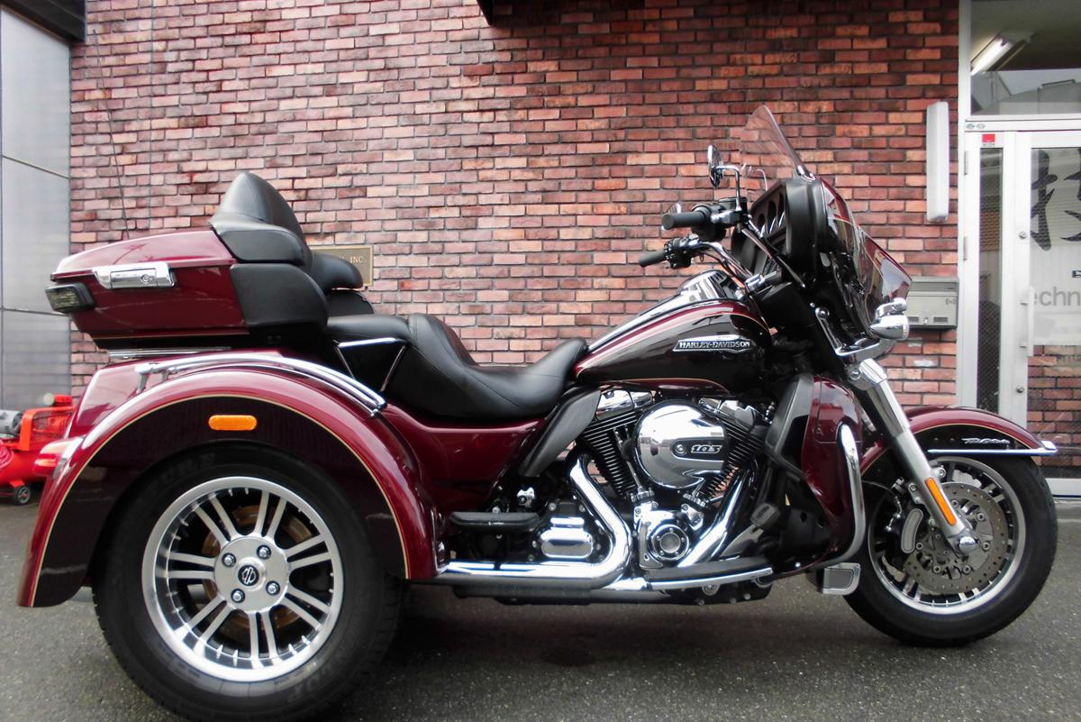 Harley-Davidson 2014 Trike