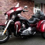 "2014年 FLHTCUTG Tri Glide Ultra : <font style=""color:red;"">sold out</font>"