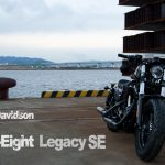Specially Customized Harley-Davidson Sportster<br>Forty-Eight Legacy SE
