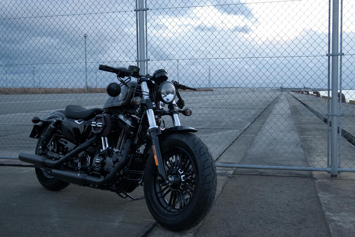 Harley-Davidson 2017 XL1200X Legacy SE