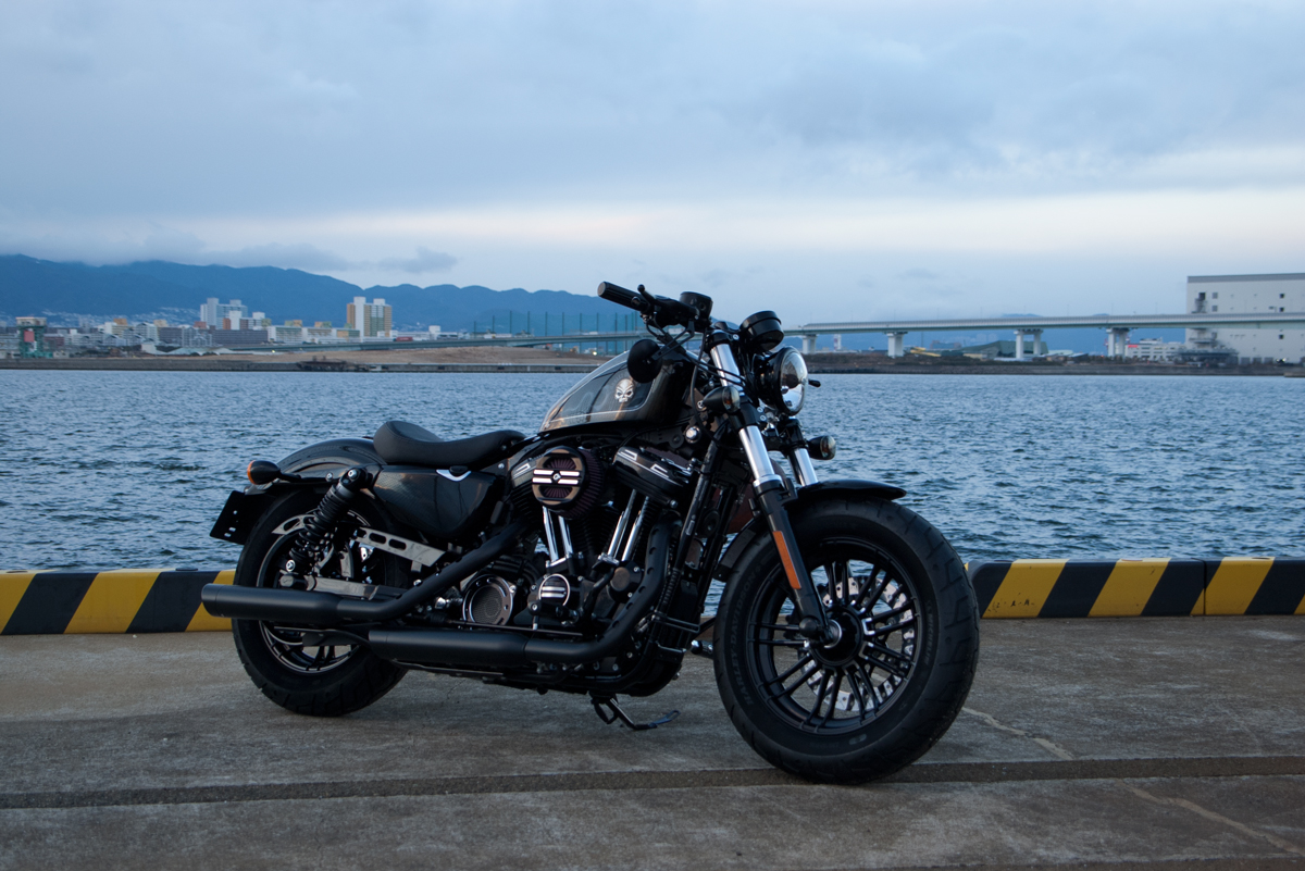 2017 year model forty eight legacy se