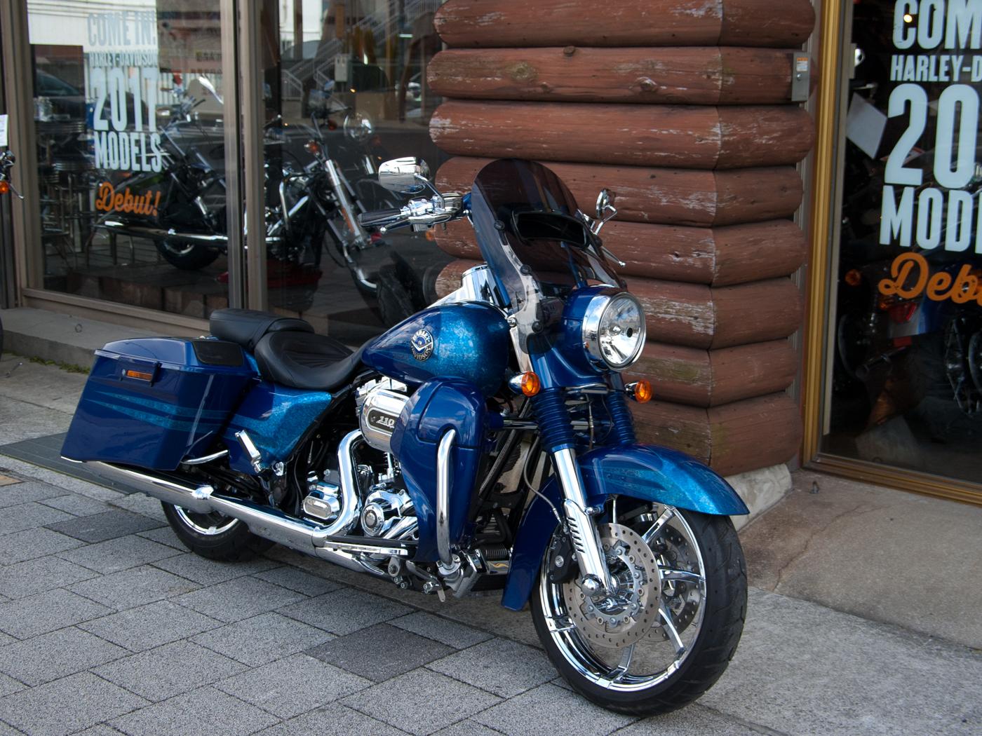 Harley-Davidson 2013 CVO Road King