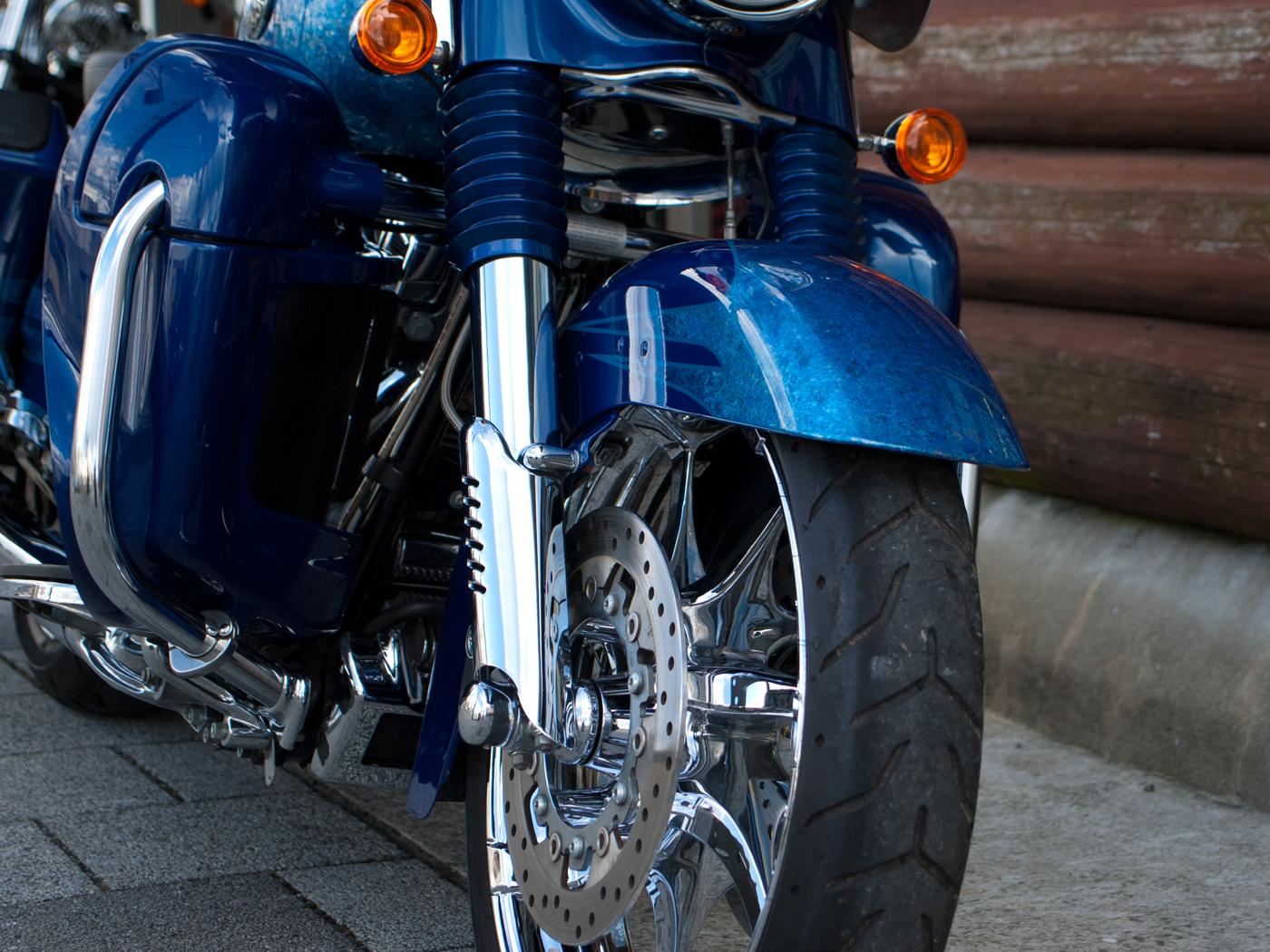 Harley-Davidson 2013 CVO ロードキング