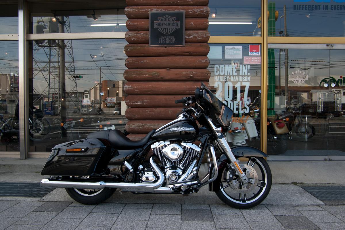 Harley-Davidson 2015 ストリートグライドスペシャル
