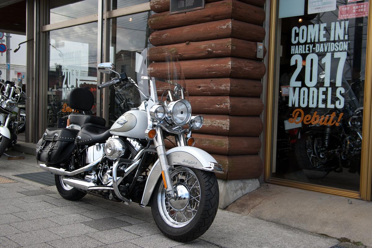 Harley-Davidson 2009 FLSTC Heritage Softail Classic